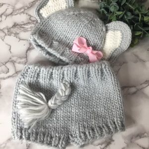 Other - Elephant Baby Picture Costume